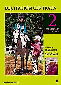 Portada del libro 9788425516160 Equitacion Centrada 2