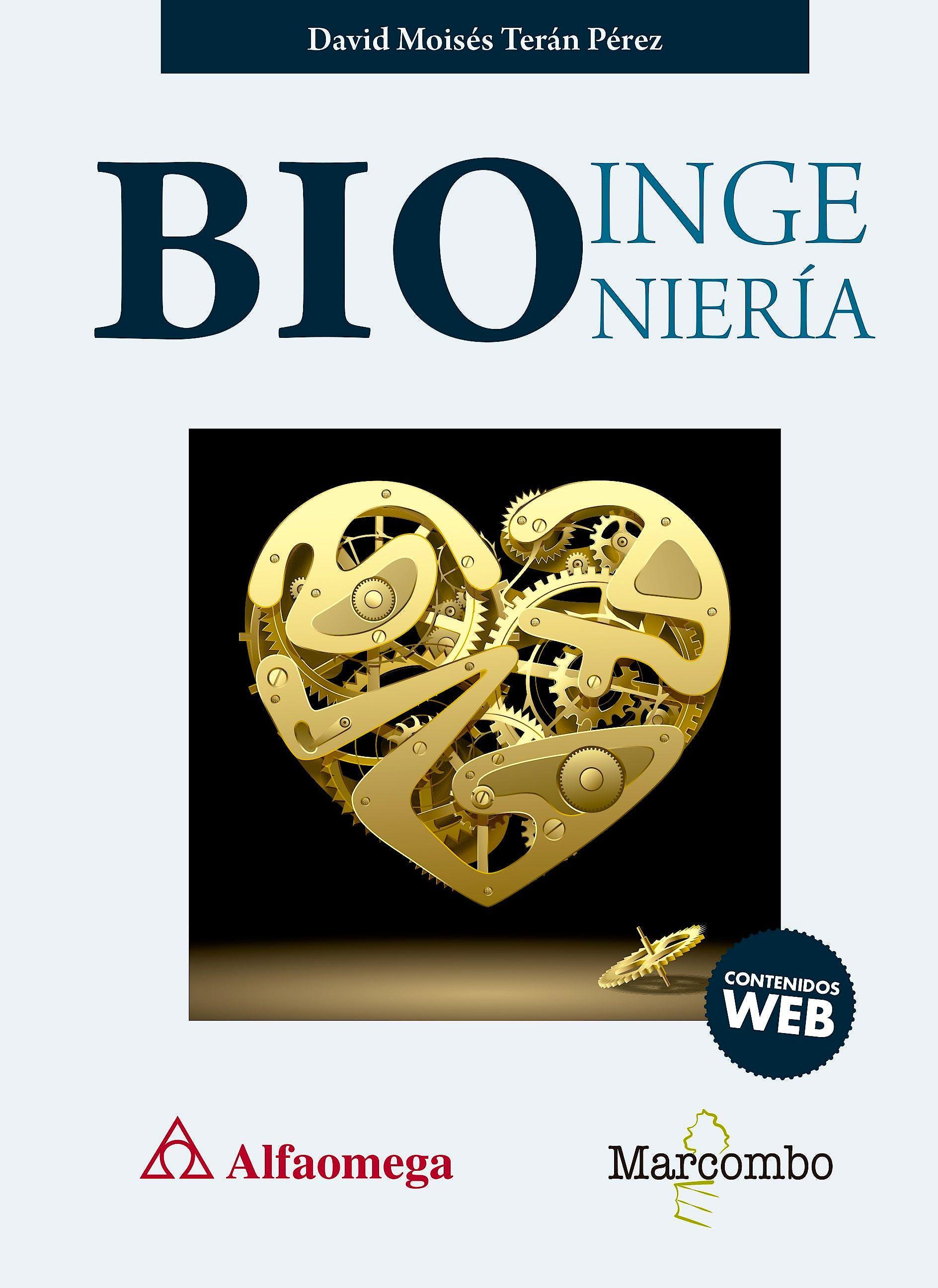 Portada del libro 9788426726032 Bioingeniería
