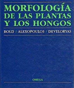 Portada del libro 9788428207546 Morfologia de las Plantas y los Hongos