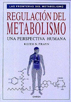 Portada del libro 9788428211475 Las Fronteras del Metabolismo. Regulacion del Metabolismo