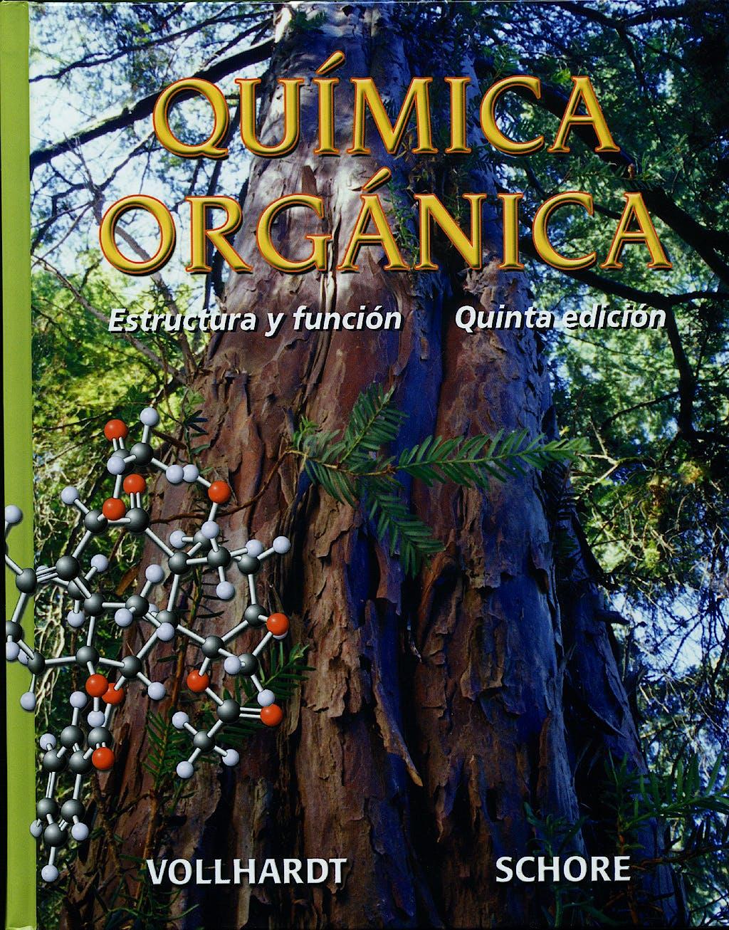 Portada del libro 9788428214315 Química Orgánica. Estructura y Función