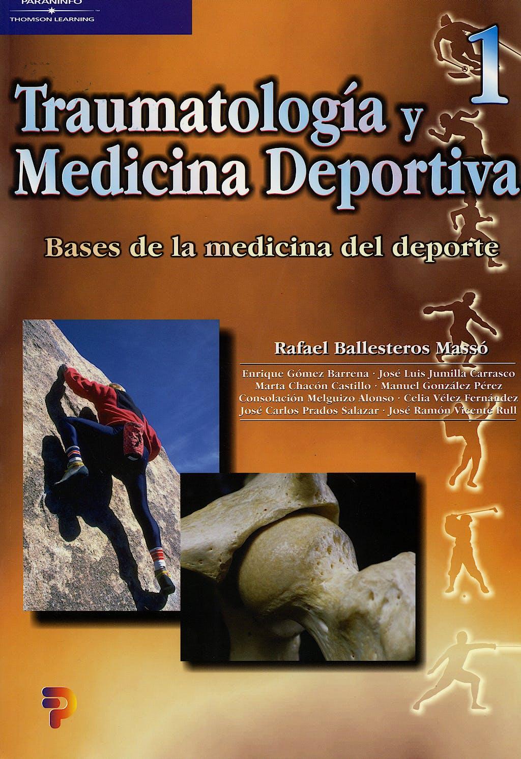 Portada del libro 9788428328227 Traumatologia y Medicina Deportiva, Vol. 1