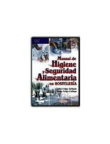 Portada del libro 9788428328852 Manual de Higiene y Seguridad Alimentaria en Hostelería