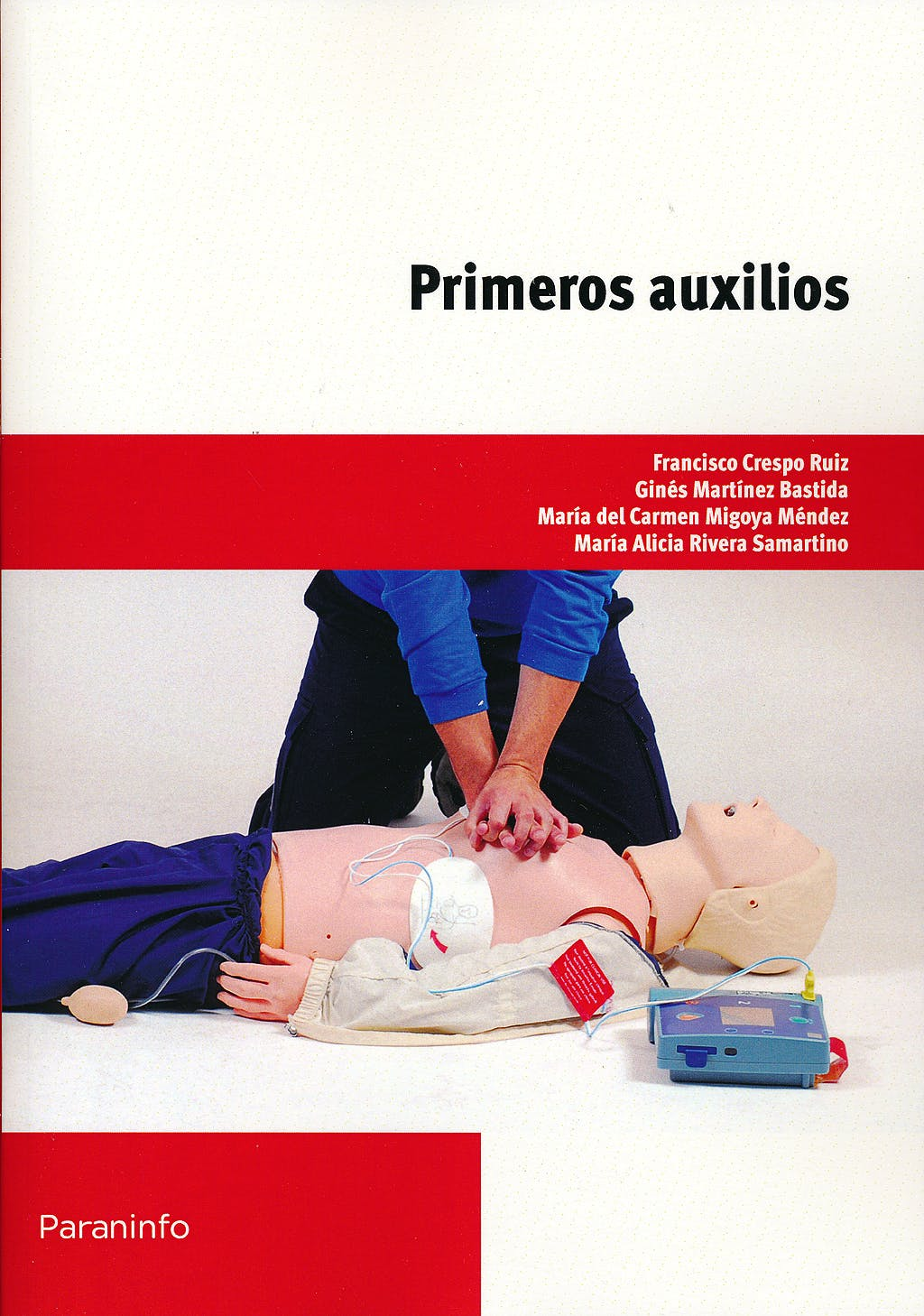Portada del libro 9788428334440 Primeros Auxilios
