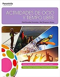 Portada del libro 9788428338066 Actividades de Ocio y Tiempo Libre