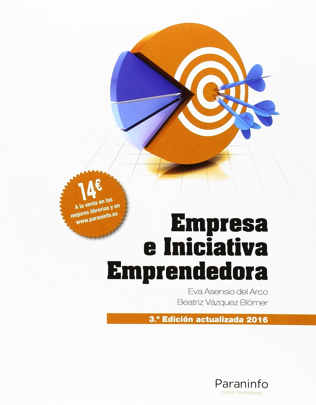 Portada del libro 9788428338196 Empresa e Iniciativa Emprendedora