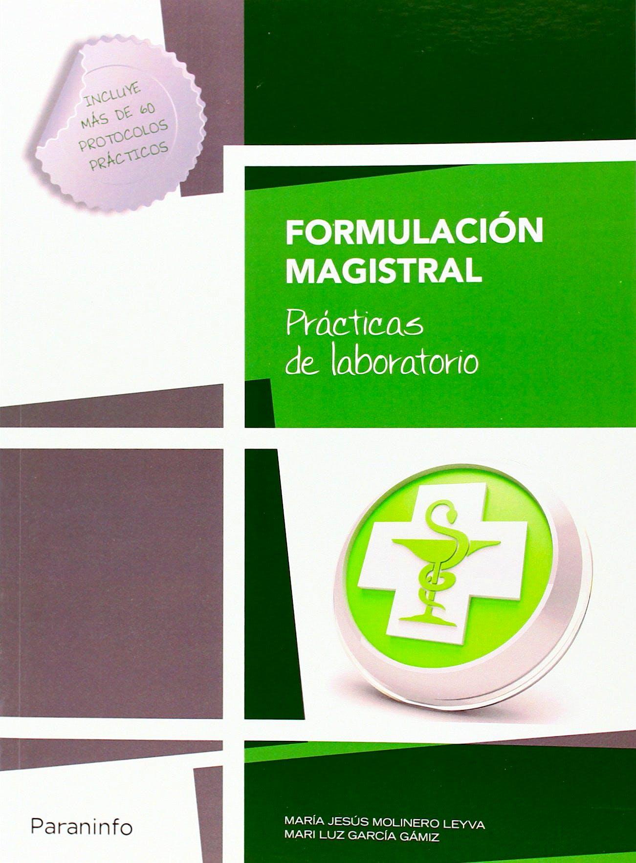 Portada del libro 9788428399418 Formulacion Magistral. Practicas de Laboratorio
