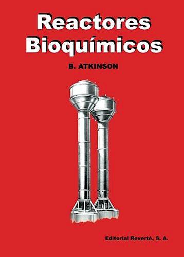 Portada del libro 9788429170092 Reactores Bioquimicos