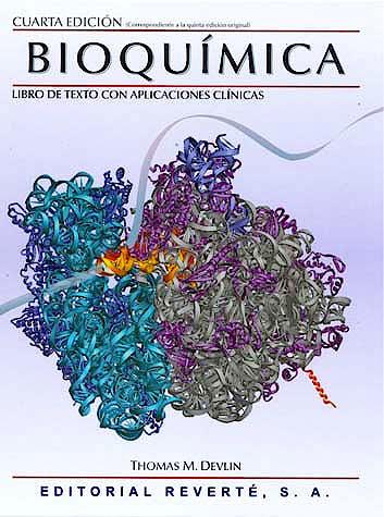 Portada del libro 9788429172133 Bioquímica. Libro de Texto con Aplicaciones Clínicas, 2 Vols.