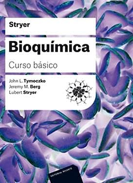 Portada del libro 9788429176032 Stryer Bioquimica. Curso Basico