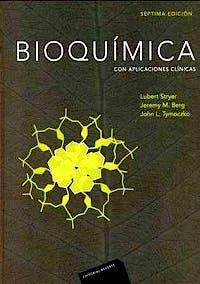 Portada del libro 9788429176070 Stryer Bioquímica, 2 Vols.