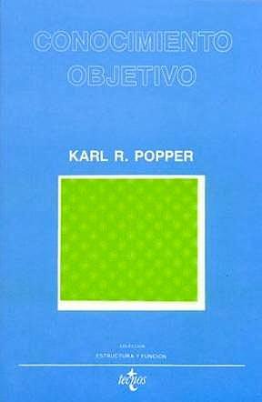 Portada del libro 9788430904884 Conocimiento Objetivo. un Enfoque Evolucionista