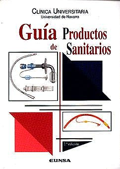 Portada del libro 9788431316150 Guia de Productos Sanitarios