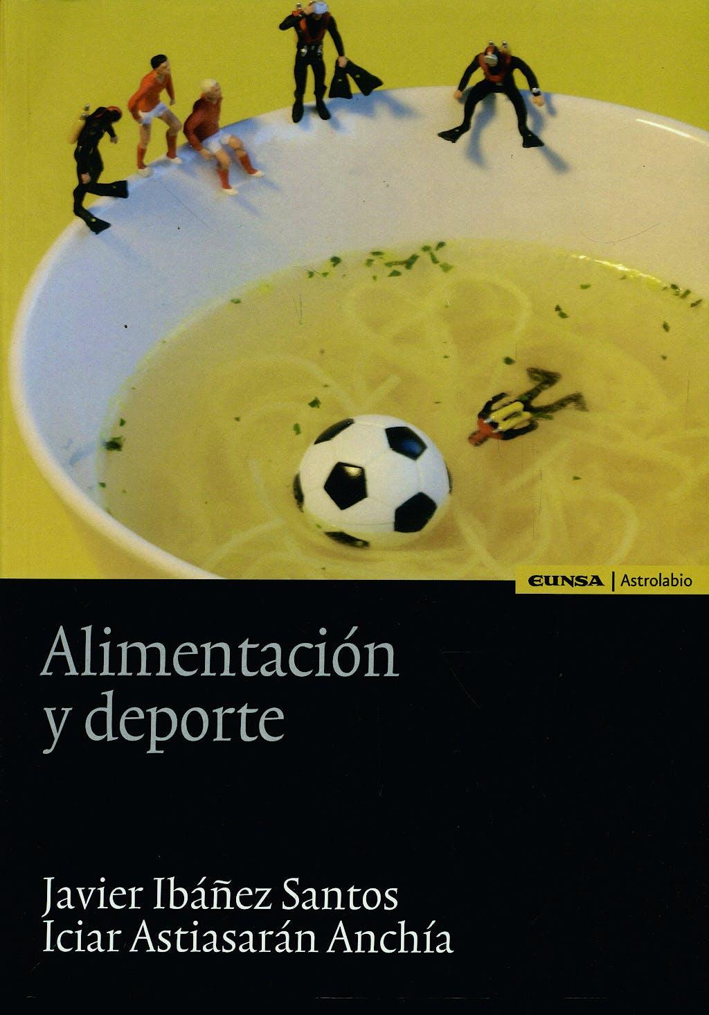 Portada del libro 9788431326937 Alimentacion y Deporte