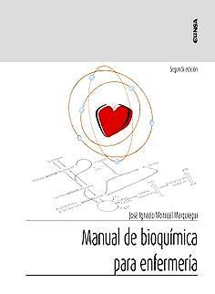 Portada del libro 9788431336349 Manual de Bioquímica para Enfermería