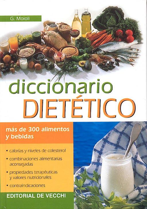 Portada del libro 9788431530426 Diccionario Dietetico