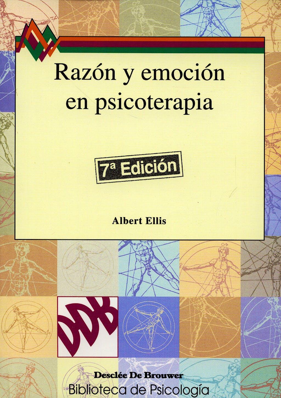 Portada del libro 9788433005557 Razon y Emocion en Psicoterapia