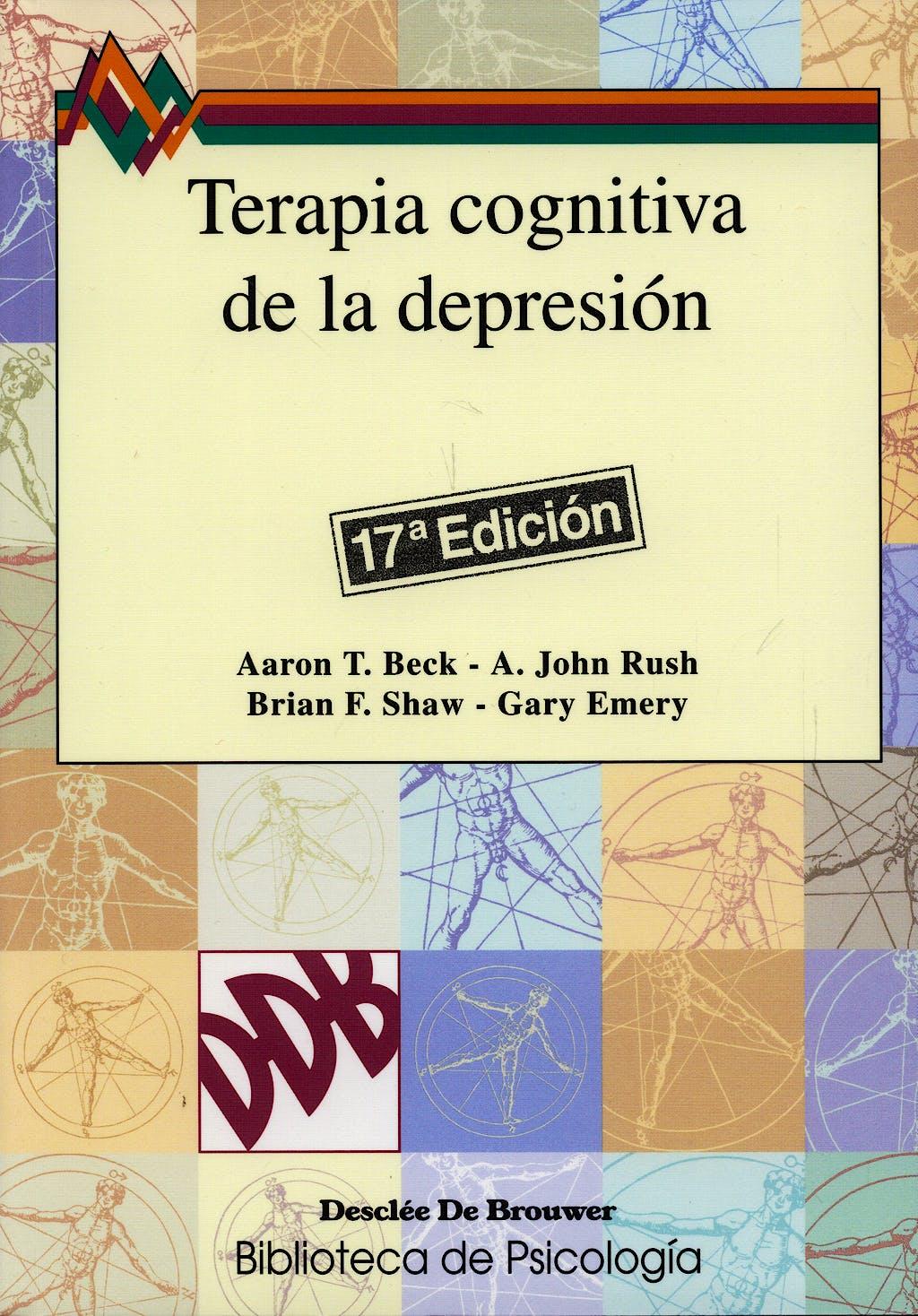 Portada del libro 9788433006264 Terapia Cognitiva de la Depresion