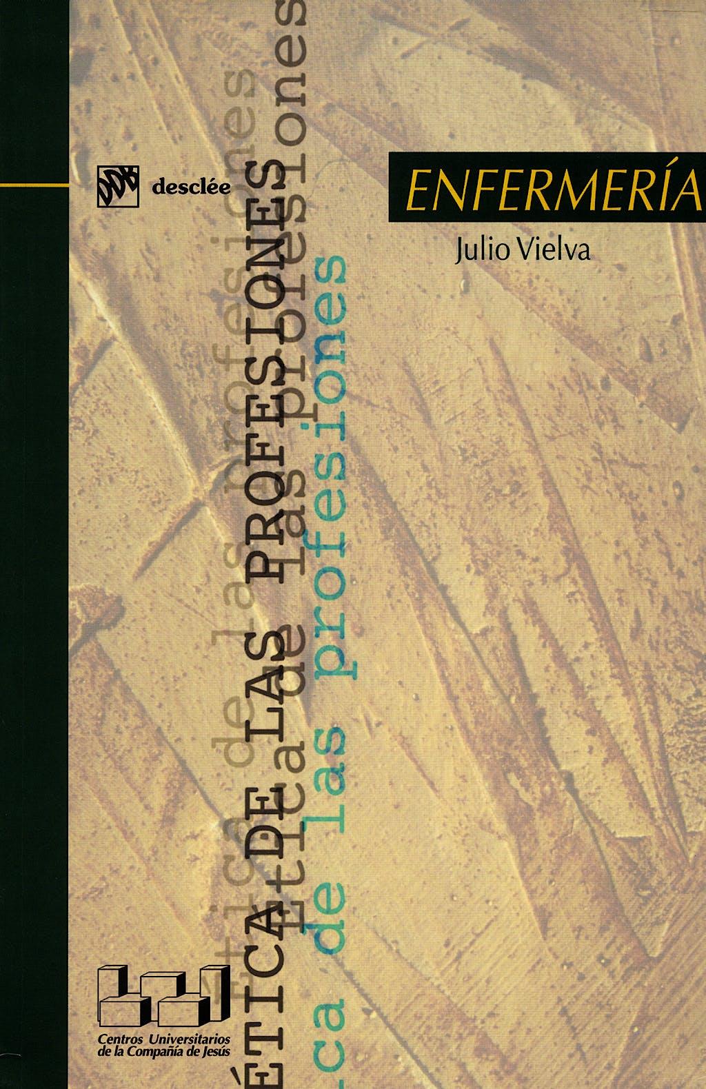 Portada del libro 9788433016683 Etica de las Profesiones: Enfermeria