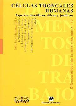 Portada del libro 9788433018137 Celulas Troncales Humanas. Aspectos Cientificos, Eticos y Juridicos