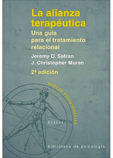 Portada del libro 9788433019356 La Alianza Terapéutica. Una Guía para el Tratamiento Relacional