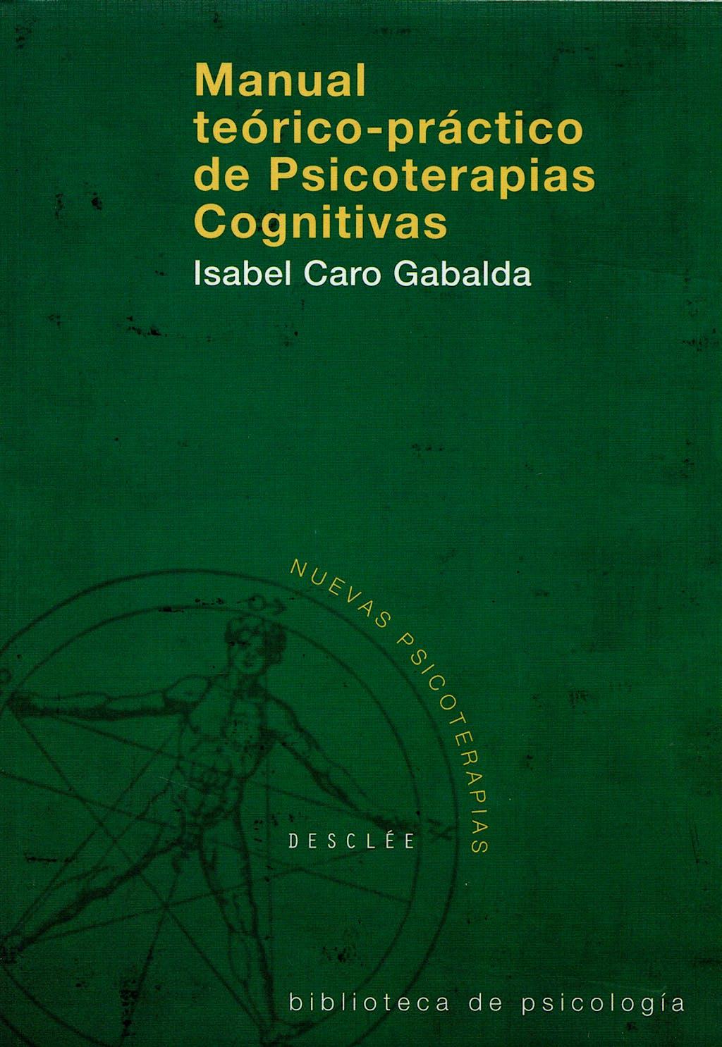 Portada del libro 9788433021229 Manual Teorico-Practico de Psicoterapias Cognitivas