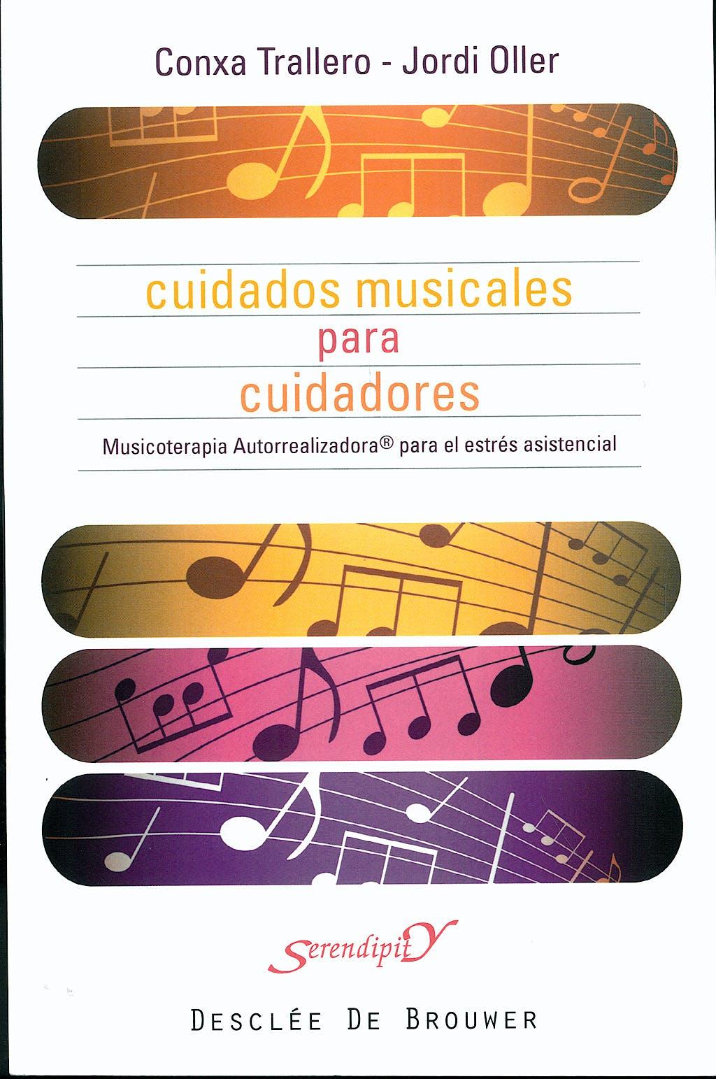 Portada del libro 9788433022707 Cuidados Musicales para Cuidadores