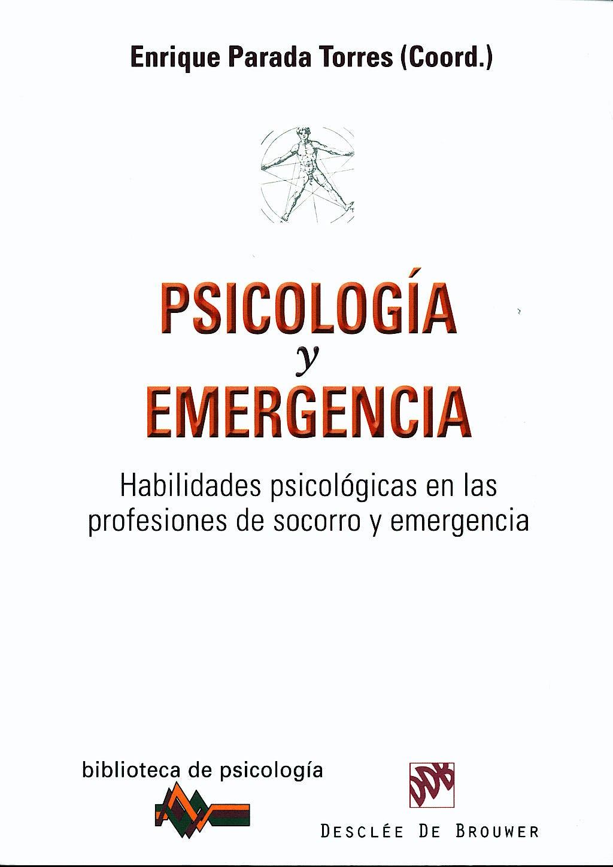 Portada del libro 9788433022721 Psicologia y Emergencia