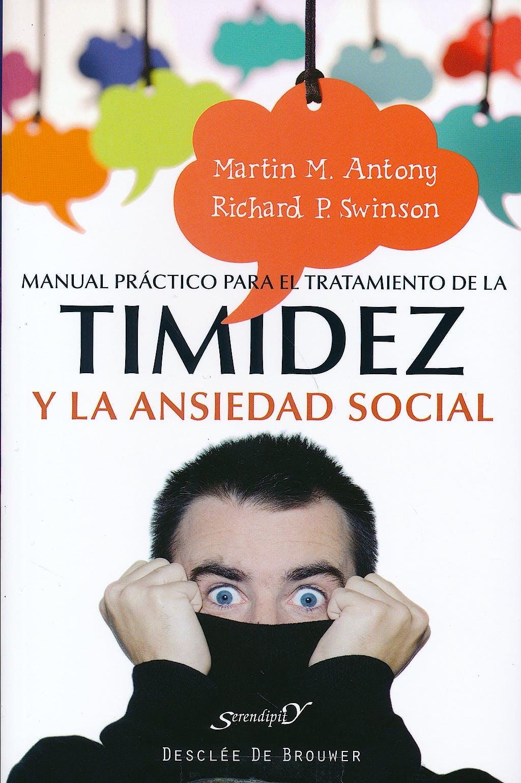 Portada del libro 9788433027115 Manual Practico para el Tratamiento de la Timidez y la Ansiedad Social