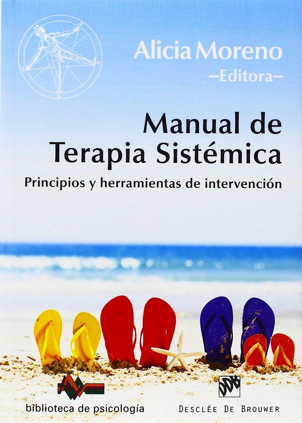 Portada del libro 9788433027375 Manual de Terapia Sistemica. Principios y Herramientas