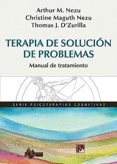 Portada del libro 9788433027474 Terapia de Solucion de Problemas. Manual de Tratamiento