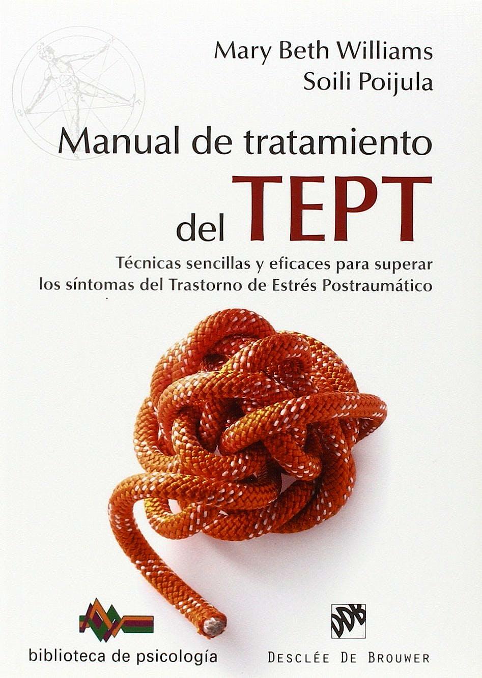 Portada del libro 9788433027733 Manual de Tratamiento del Tept