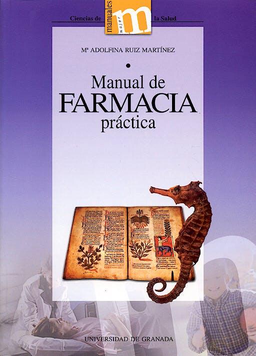 Portada del libro 9788433829894 Manual de Farmacia Practica