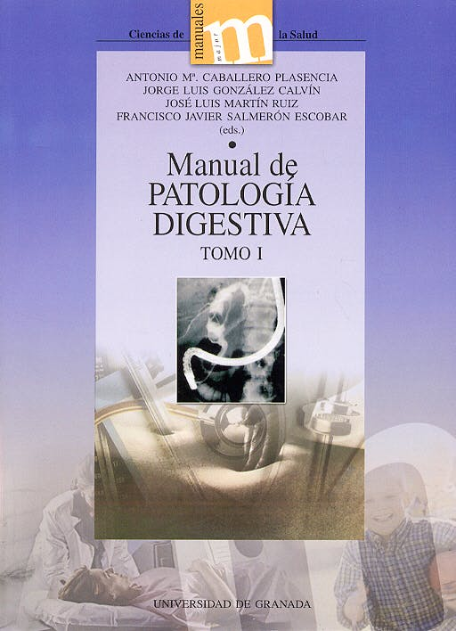 Portada del libro 9788433830531 Manual de Patología Digestiva, 2 Vols.