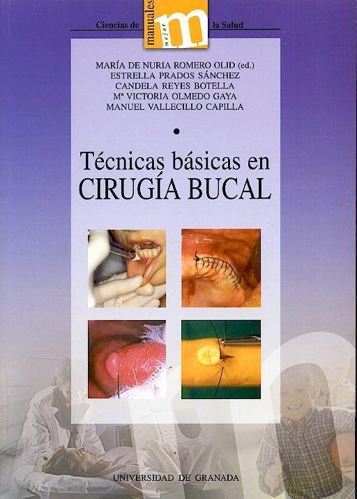 Portada del libro 9788433831910 Tecnicas Basicas en Cirugia Bucal