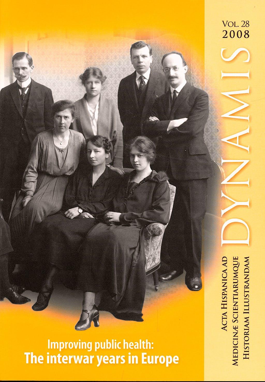 Portada del libro 9788433846495 Dynamis. Acta Hispanica Ad Medicinae scientiarumque.. Vol 28 (2008)