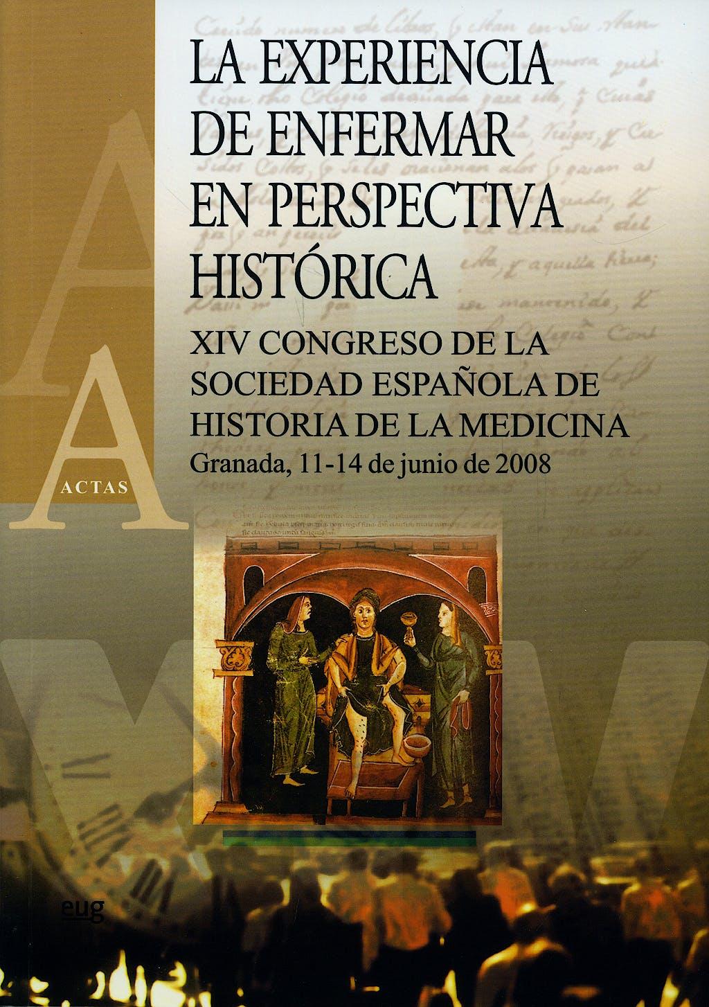 Portada del libro 9788433848581 La Experiencia de Enfermar en Perspectiva Historica. Xiv congreso..