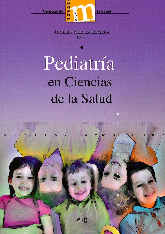 Portada del libro 9788433854810 Pediatria en Ciencias de la Salud