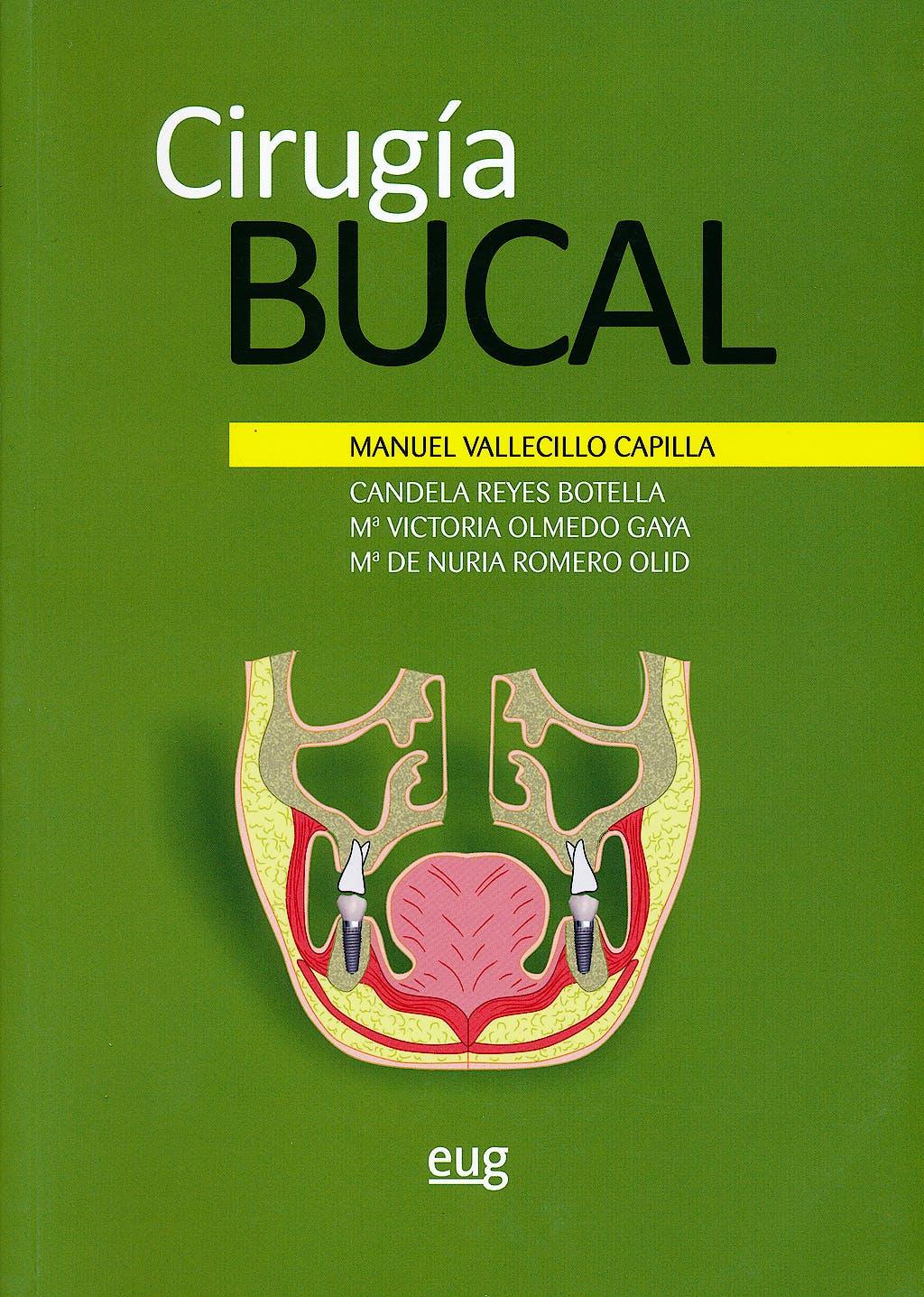 Portada del libro 9788433856043 Cirugia Bucal