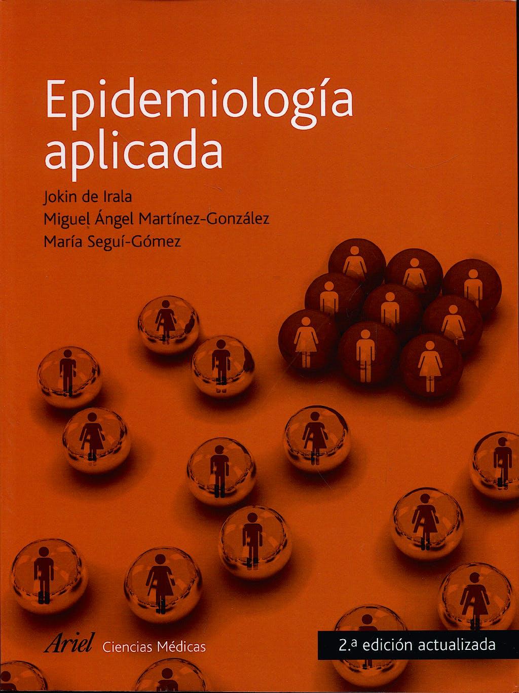 Portada del libro 9788434437258 Epidemiología Aplicada