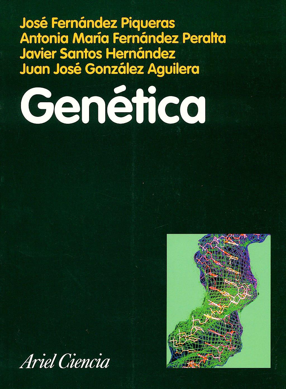Portada del libro 9788434480568 Genetica