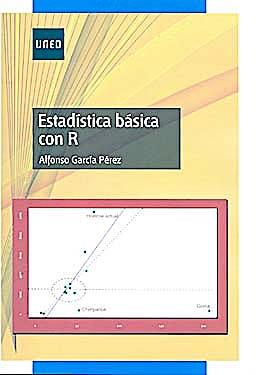 Portada del libro 9788436260939 Estadistica Basica con R