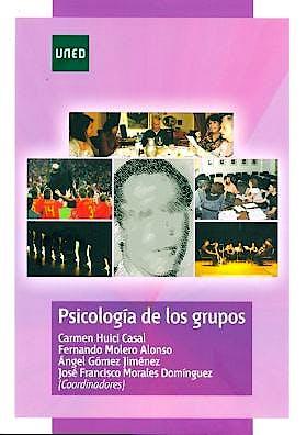 Portada del libro 9788436261677 Psicologia de los Grupos