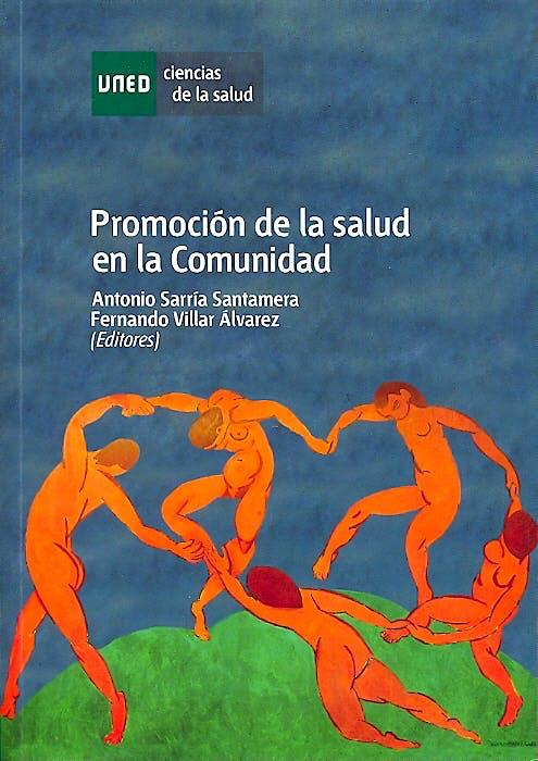 Portada del libro 9788436267105 Promocion de la Salud en la Comunidad