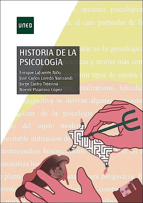 Portada del libro 9788436269635 Historia de la Psicología