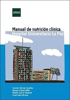 Portada del libro 9788436273991 Manual de Nutrición Clínica Hospital Universitario la Paz