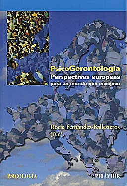 Portada del libro 9788436822137 Psicogerontologia