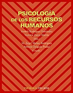 Portada del libro 9788436822342 Psicologia de los Recursos Humanos