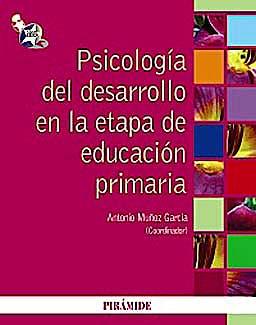 Portada del libro 9788436824445 Psicología del Desarrollo en la Etapa de Educación Primaria