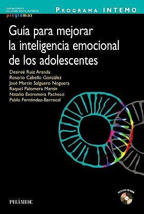 Portada del libro 9788436828658 Programa Intemo. Guia para Mejorar la Inteligencia Emocional de los Adolescentes + Cd-Rom